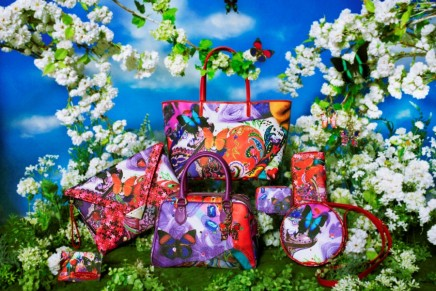 Etro's Capsule Collection With MikaNinagawa