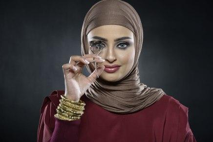 Sondos Alqattan…The beauty of the upper half of yourface!