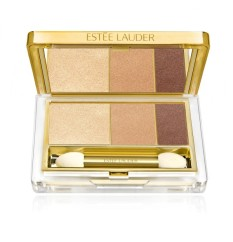 Estee Lauder Pure Color Instant Intense EyeShadow Trio in Beach Metals