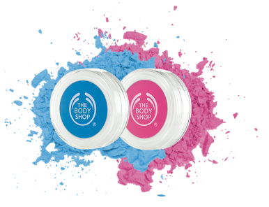 The Body Shop Limited Edition Hair Chalk