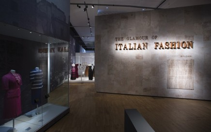 The Glamour of Italian Fashion at The Victoria & Albert Museum
