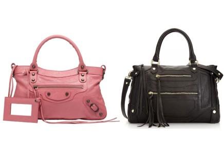 Balenciaga Sues Steve Madden Over BagDesign