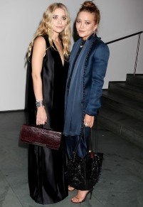 Mary Kate and Ashley Olsen Win Second CFDA Award