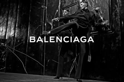 Gisele Bündchen Shocks With BalenciagaCampaign