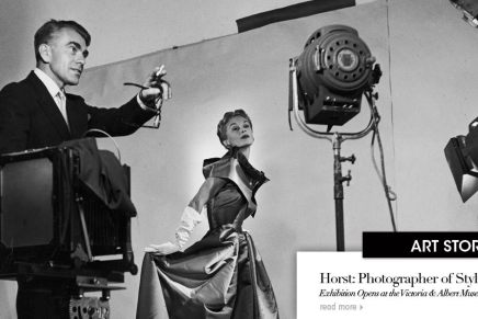'Horst: Photographer of Style' Exhibition Opens at the Victoria & Albert Museum