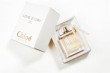 Chloé Creates New 'Love Story'Fragrance
