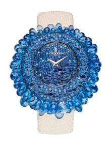 Sparkle with de Grisogono's GrappoliCollection