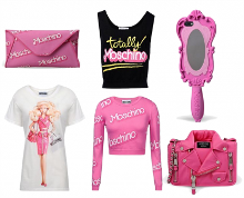 Moschino Offers Barbie Capsule Collection