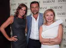 Andrea Bocelli's Celebrity Fight Night Charity Event was aSuccess