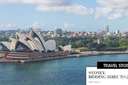 Sydney:  Bidding Adieu to2014