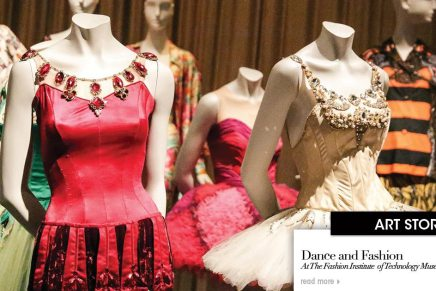 Dance & Fashion at the FIT Museum