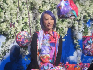 Etro Unveils Collection with Mika Ninagawa