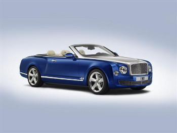 The Bentley Grand Convertible RedefinesLuxury