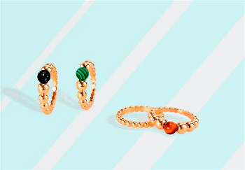 Van Cleef & Arpels' Perlée Collection is now Available inColors