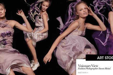 Visionary View: Fashion Photographer Steven Meisel