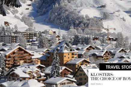 The Choice of Royalty:Klosters