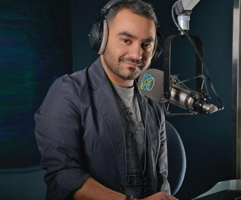 Hmoud Adel: A voice with a smile!