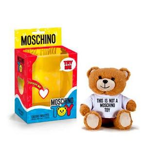 Moschino Introduces 'Toy' Fragrance