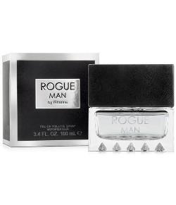 Rihanna Unveils First Men's Fragrance – RogueMan