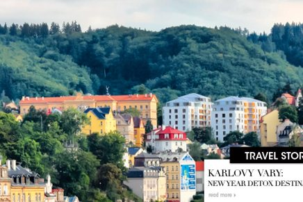 New Year Detox Destination: Karlovy Vary