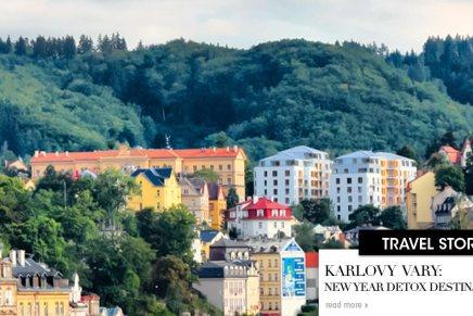 New Year Detox Destination: KarlovyVary