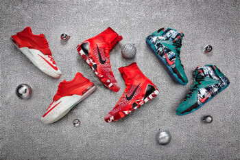The Nike Basketball 2014 Holiday Collection Has Just Launched