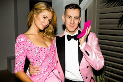 Moschino Hosts Barbie Party at Art Basel Miami