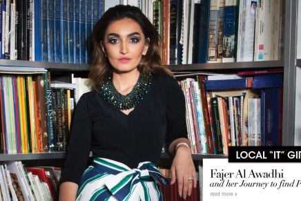 Fajer Al Awadhi and her Journey to find Passion!