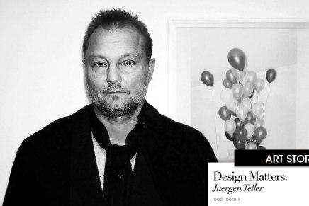 Design Matters: JuergenTeller
