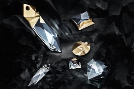 Jean Paul Gaultier Designs new SwarovskiCrystal