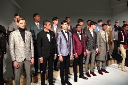 New York Men's Fashion Week Launched