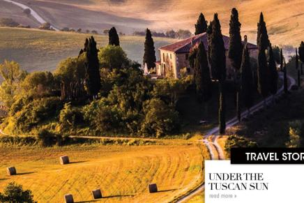 Under the TuscanSun