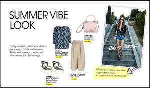 Summer Vibe Look