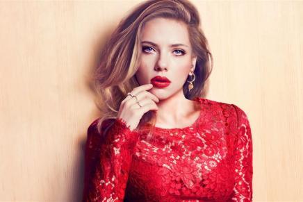 True Heroine: ScarlettJohansson