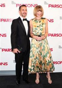 Marc Jacobs Receives ParsonsHonor