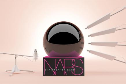 NARS x Christopher Kane Create a Unique Event to PromoteLaunch