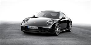 Porsche 911 Carrera GoesBlack!