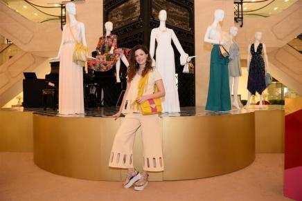 Designer Sara Battaglia Hosts CocktailEvening