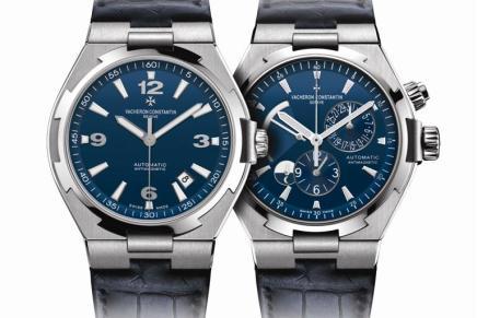 Vacheron Constantin Overseas Ultramarine Appeals to the HauteTraveler