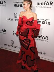 amfAR Inspiration Gala Held in New York