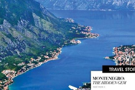 The Hidden Gem –Montenegro
