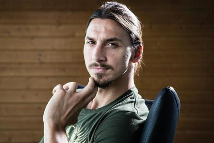 Zlatan Ibrahimović Announces First Perfume