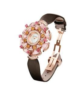 Marvel at the Artistry of the Bvlgari Diva Watch