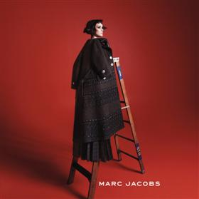 Winona Ryder Joins Marc Jacobs'Campaign