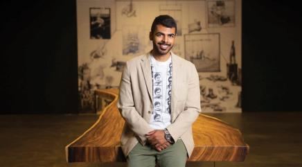 Mohammad Al Nashmi: A Man of ThousandWords