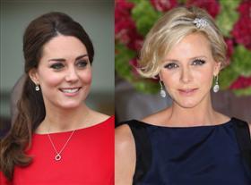 Clash of the Royals: Duchess Catherine vs. PrincessCharlene