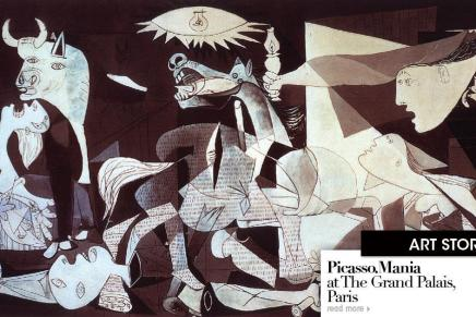 Picasso.Mania at The Grand Palais