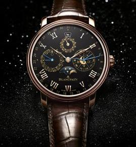 Blancpain Launches One-of-a-kindWatch