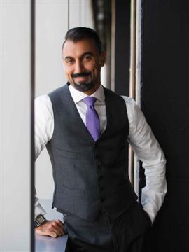 Meshal Alsalem… His Passion forFashion!