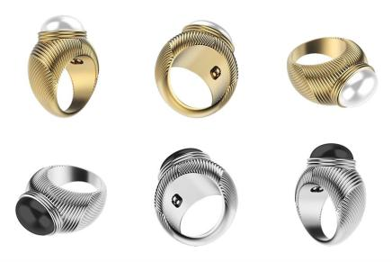 Emanuel Ungaro and Omate Create SmartRing